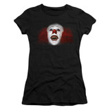 IT 1990 Every Nightmare You've Ever Junior Women's T-Shirt Black