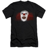 IT 1990 Every Nightmare You've Ever Premium Adult 30/1 T-Shirt Black