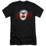 IT 1990 Every Nightmare You've Ever Adult 30/1 T-Shirt Black