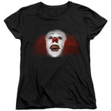 IT 1990 Every Nightmare You've Ever Women's T-Shirt Black
