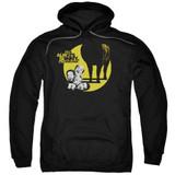It's Always Sunny In Philadelphia Pile Adult Pullover Hoodie Sweatshirt Black