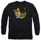 It's Always Sunny In Philadelphia Pile Adult Long Sleeve T-Shirt Black