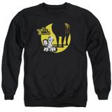 It's Always Sunny In Philadelphia Pile Adult Crewneck Sweatshirt Black
