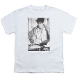 Ferris Bueller's Day Off Cameron Youth T-Shirt White