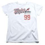 Major League 99 Women's T-Shirt White