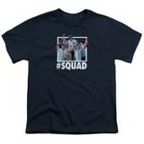 The Sandlot Squad Youth T-Shirt Navy