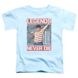 The Sandlot Legends Toddler T-Shirt Light Blue