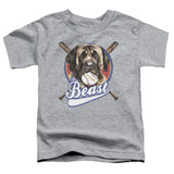 The Sandlot The Beast Toddler T-Shirt Athletic Heather