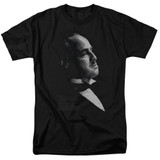 Godfather Graphic Vito Adult 18/1 T-Shirt Black