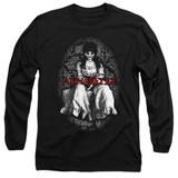 Annabelle Annabelle Adult Long Sleeve T-Shirt Black