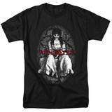 Annabelle Annabelle Adult 18/1 T-Shirt Black