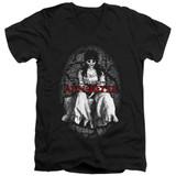 Annabelle Annabelle Adult V-Neck T-Shirt Black