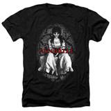 Annabelle Annabelle Adult Heather T-Shirt Black