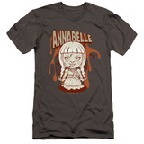 Annabelle Annabelle Illustration Premium Adult 30/1 T-Shirt Charcoal