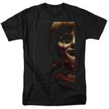Annabelle Doll Tear Adult 18/1 T-Shirt Black