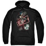 A Nightmare on Elm Street Elm St Adult Pullover Hoodie Sweatshirt Black
