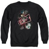 A Nightmare on Elm Street Elm St Adult Crewneck Sweatshirt Black