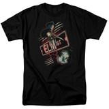 A Nightmare on Elm Street Elm St Adult 18/1 T-Shirt Black