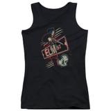 A Nightmare on Elm Street Elm St Junior Women's Tank Top T-Shirt Black