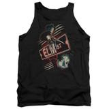 A Nightmare on Elm Street Elm St Adult Tank Top T-Shirt Black