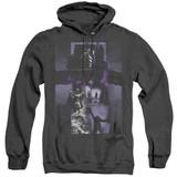 The Exorcist I'm Not Regan Adult Heather Hoodie Sweatshirt Black