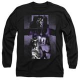 The Exorcist I'm Not Regan Adult Long Sleeve T-Shirt Black