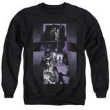 The Exorcist I'm Not Regan Adult Crewneck Sweatshirt Black
