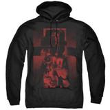 The Exorcist I'm Not Regan Adult Pullover Hoodie Sweatshirt Black Classic