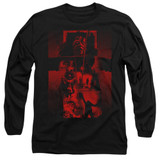 The Exorcist I'm Not Regan Long Sleeve T-Shirt Black