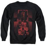 The Exorcist I'm Not Regan Crewneck Sweatshirt Black