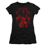 The Exorcist I'm Not Regan Junior Women's T-Shirt Black