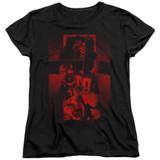 The Exorcist I'm Not Regan Women's T-Shirt Black