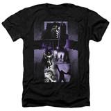 The Exorcist I'm Not Regan Adult Heather T-Shirt Black Classic