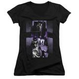 The Exorcist I'm Not Regan Junior Women's V-Neck T-Shirt Classic