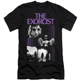 The Exorcist What An Excellent Day Premium Adult 30/1 T-Shirt Black