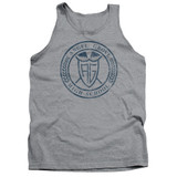Power Rangers Angel Grove HS Adult Tank Top T-Shirt Athletic Heather