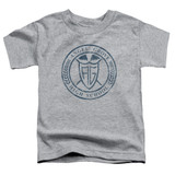 Power Rangers Angel Grove HS Toddler T-Shirt Athletic Heather