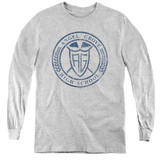Power Rangers Angel Grove HS Youth Long Sleeve T-Shirt Athletic Heather