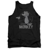 Family Guy Evil Monkey Adult Tank Top T-Shirt Black