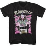 Killer Klowns Klownzilla Black T-Shirt