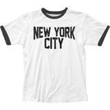 Impact Originals New York City Fitted Classic Jersey T-Shirt