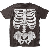 Impact Originals X-Ray Big Print Subway T-Shirt