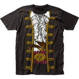 Impact Originals Pirate Prince Big Print Subway T-Shirt