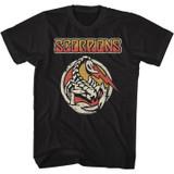 Scorpions Electroscorp Black Adult T-Shirt