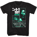 Escape From New York New York 1997 Black Adult T-Shirt