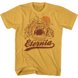 Masters Of The Universe Retro Eternia Vacation Ginger Adult T-Shirt