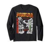 Pantera Official 3 Albums Long Sleeve Shirt