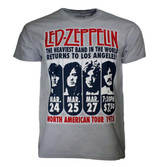 Led Zeppelin LA 1975 Classic T-Shirt