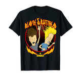 Beavis and Butt-Head Metal Colors Rock Out Graphic T-Shirt