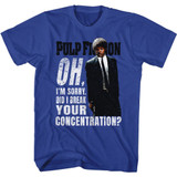 Pulp Fiction Oh, I'm Sorry Royal Adult T-Shirt